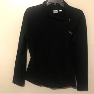 Puma Asymmetrical Zip Jacket